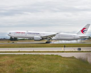 China Eastern Airlines beteiligt sich an Air France